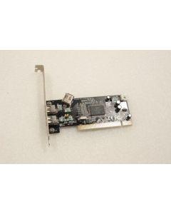 Innovision Multimedia Ltd DV-1000LE PCI 2+1 Port IEEE 1394 Firewire
