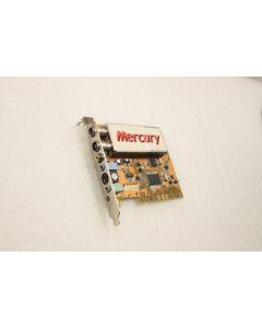 Mercury 210018D0 TV Tuner Card 701013827053