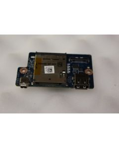 Dell Studio 1745 1747 USB Card Reader Firewire Ports Board FYGWR 0FYGWR