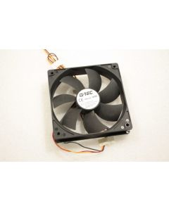 Q-Tec Cooling Case Fan 120mm x 25mm 3Pin Item no 14332