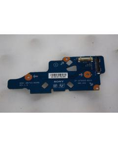 Sony Vaio VGN-FZ Power Button Board 1P-1076500-8010