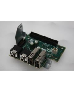 Dell OptiPlex 745 Front I/O USB Panel UF888 P8409