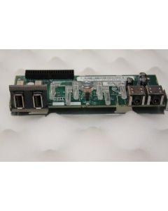 Dell Optiplex GX520 GX620 P8477 Power Button USB Audio Panel Board