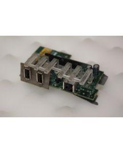 Dell Dimension 3100C WJ946 USB Audio Panel Board