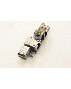 Dell Latitude D630 USB Modem Ports Board LS-3303P