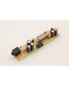 NEC MultiSync 195NX Audio Port Board 715G2709-1-4