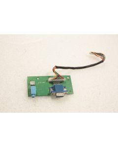 Aspen Touch Solutions ATM-152R VGA Audio Ports Board 0637
