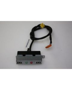 IBM Lenovo ThinkCentre M58 A58 USB Audio Ports Panel 45J9509 43N9077