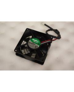 Nidec TA300DC L34689-58 282318-001 3Pin PC Case Cooling Fan 80mm x 25mm