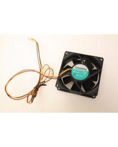 Sunon KD1208PTB3-6 3Pin Case Cooling Fan 80mm x 25mm