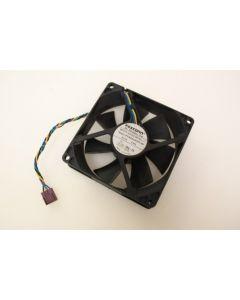 HP dc7700 dc7900 435452-001 PV902512PSPF Case Fan 4Pin 90mm x 25mm