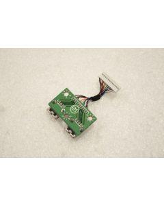 Dell UltraSharp 1707FPt USB Ports Board 6832153000P02