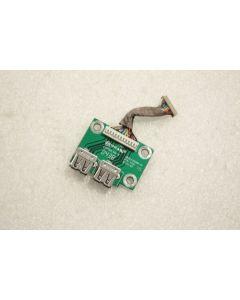 Dell UltraSharp 1703FPt USB Ports Board 6832135200-01