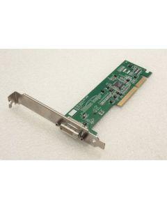 Dell 5M536 05M536 Sil164 Carrera ADD AGP DVI Full Size Adapter Card
