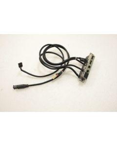 HP Workstation XW6200 Firewire Audio USB Ports Panel 321974-001