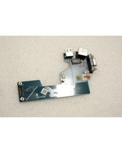 Dell Latitude E5530 VGA USB RJ45 Board 826R6
