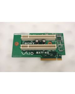 Sony Vaio VGC-VA1 All In One PC EXT-40 PCI Riser Card