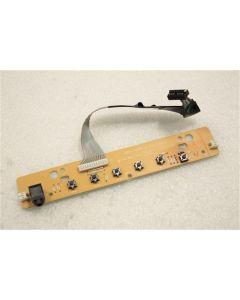 iiyama ProLite E4313 LED Power Button Audio Board Cable 715L1353-1