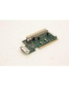 Fujitsu Siemens C5900 E393-B11 DVI PCI PCIE Riser Card