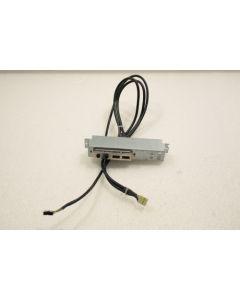 HP Compaq D330 I/O USB Audio Panel 316133-001 NO LED POWER BUTTON