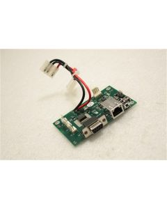 Kramer VS-161H 16x1 HDMI Switcher Main Board JR45 RS-232 VS-81DVIR-COMM-11 Cable
