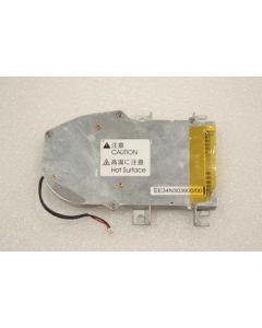 Fujitsu Siemens Lifebook C Series CPU Heatsink Fan EE34N303900