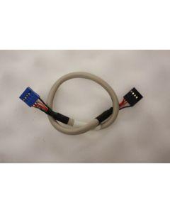 Compaq Presario S0000 Internal USB Cable 22-11073-01