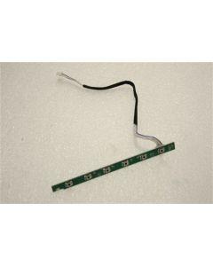 Samsung 713BMS LED Power Menu Button Board Cable BN41-00524A
