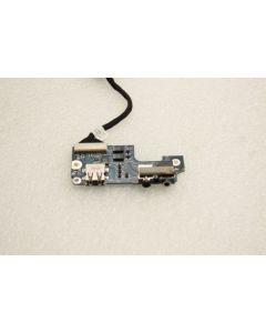 HP Compaq Presario C500 Audio Ports USB Board 441727-001