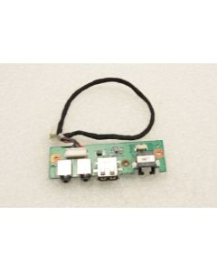 Macron NX150 Audio Ports USB Board Cable 6-71-M55N8-005