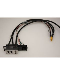 HP dc5750 Microtower Power Button USB Audio LED Panel 410119-001 411258-001