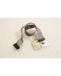 Dell OptiPlex Dimension Power Switch Board 3J344 3J348