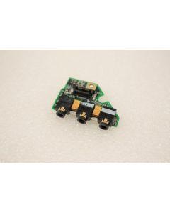Dell Latitude CPi D300XT Audio Board Ports DA0TM1TB6E8