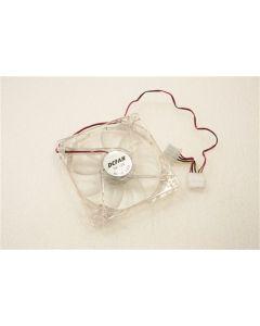 DCFAN 120mm x 20mm Blue LED Case Cooling Fan IDE
