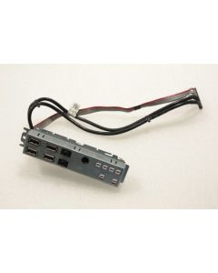 Dell OptiPlex 790 SFF USB Audio Ports Panel 87G1H 087G1H