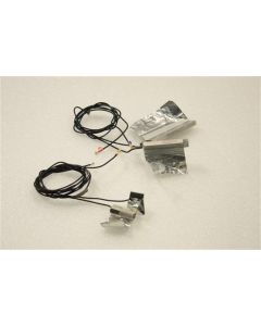 HP EliteBook 8440p WiFi Wireless Aerial Antenna Set DC33000JV40