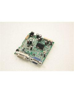 Dell E207WFPc DVI VGA Main Board 715G2089-1
