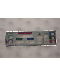 HP Pavilion M1000 Motherboard I/O Plate Shield