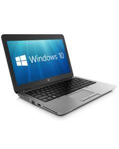 "HP 12.5"" EliteBook 820 G2 Laptop PC - HD Display, Core i5-5200U 8GB 256GB SSD WebCam WiFi Windows 10 Professional 64-bit Ultrabook"
