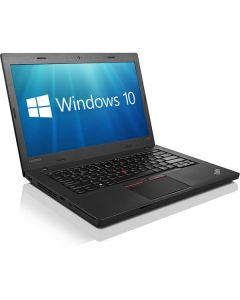 "Lenovo ThinkPad L460 Laptop - 14"" HD Intel Core i3-6100U 8GB 256GB SSD WebCam WiFi USB 3.0 Windows 10 Professional 64-bit PC Laptop"