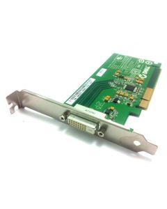 Dell KH276 0KH276 Sil 1364A ADD2-N PCI-Express DVI-D Full Size Adapter Card
