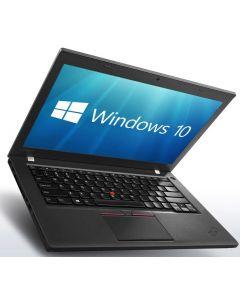 """Lenovo 14"""" ThinkPad T460 Ultrabook - Full HD (1920x1080) Core i7-6600U 8GB 256GB SSD HDMI WebCam WiFi Bluetooth USB 3.0 Windows 10 Professional 64-bit PC Laptop"""