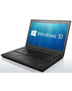 """Lenovo 14"""" ThinkPad T460 Ultrabook - HD (1366x768) Core i5-6300U 8GB 512GB SSD HDMI WebCam WiFi Bluetooth USB 3.0 Windows 10 Professional 64-bit PC Laptop"""