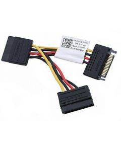 Dell 15pin SATA Power Y Splitter Cable N701D