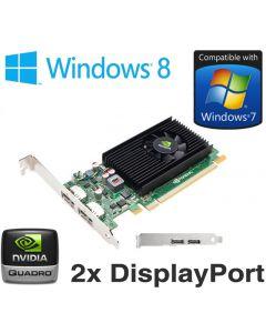nVidia Quadro NVS 310 512MB PCI Express x16 Dual 2x DisplayPort Graphics Card