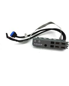 Dell OptiPlex 7010 9010 SFF USB Audio Ports Panel GVJ4G
