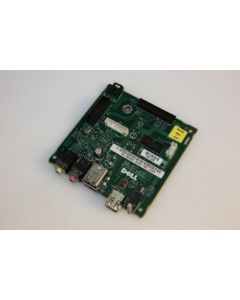 Dell Precision 670 USB Audio Front I/O Board Panel 0M4326 M4326