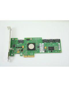 HP LSI Logic SAS 3041E-HP 4 Port PCI-e RAID Controller Card 510359-001