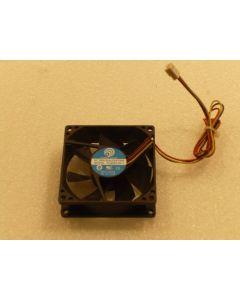 DC Brushless PC Case Fan PL80S12M-1 3Pin 80mm x 25mm
