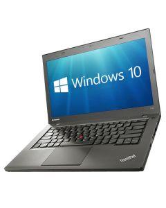 "Lenovo ThinkPad T440 Laptop PC - 14.1"" i5-4300U 8GB 480GB SSD WiFi WebCam USB 3.0 Windows 10 Professional 64-bit"